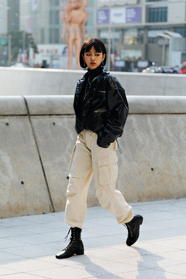 SEOUL FASHION WEEK STREETWEAR WOMENS 2019SS 3