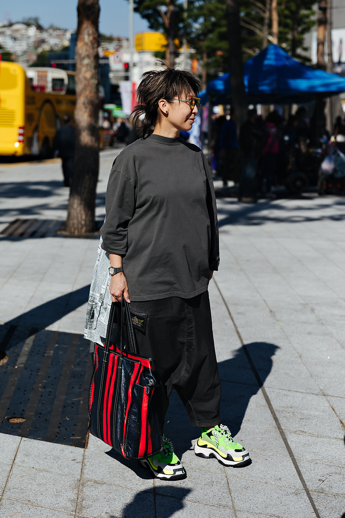 SEOUL FASHION WEEK STREETWEAR WOMENS 2019SS 4Day 14