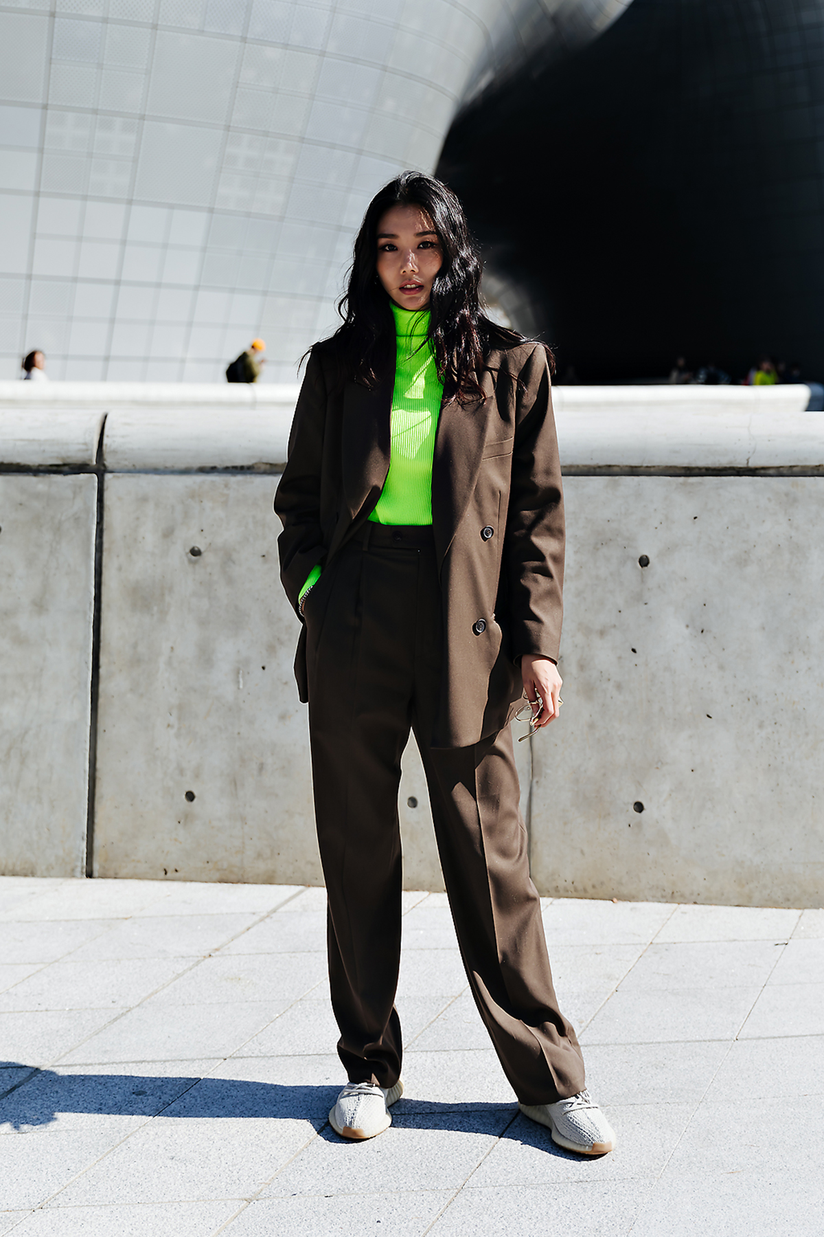 SEOUL FASHION WEEK STREETWEAR WOMENS 2019SS 4Day 16