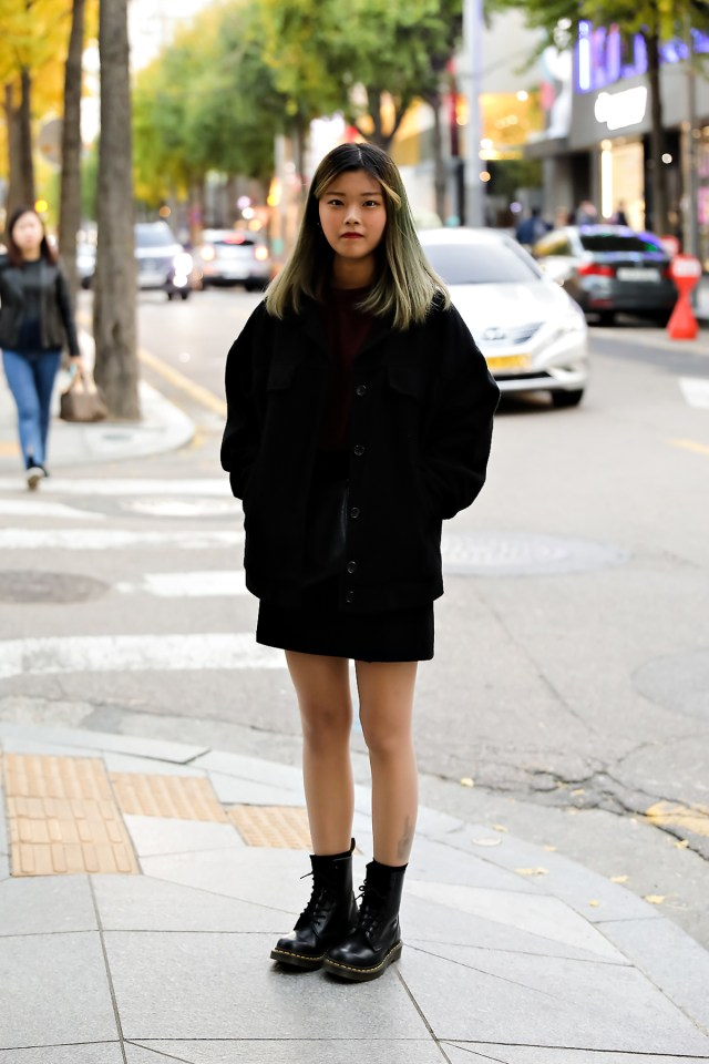 Women fall street style last week of october 2018 inseoul 10