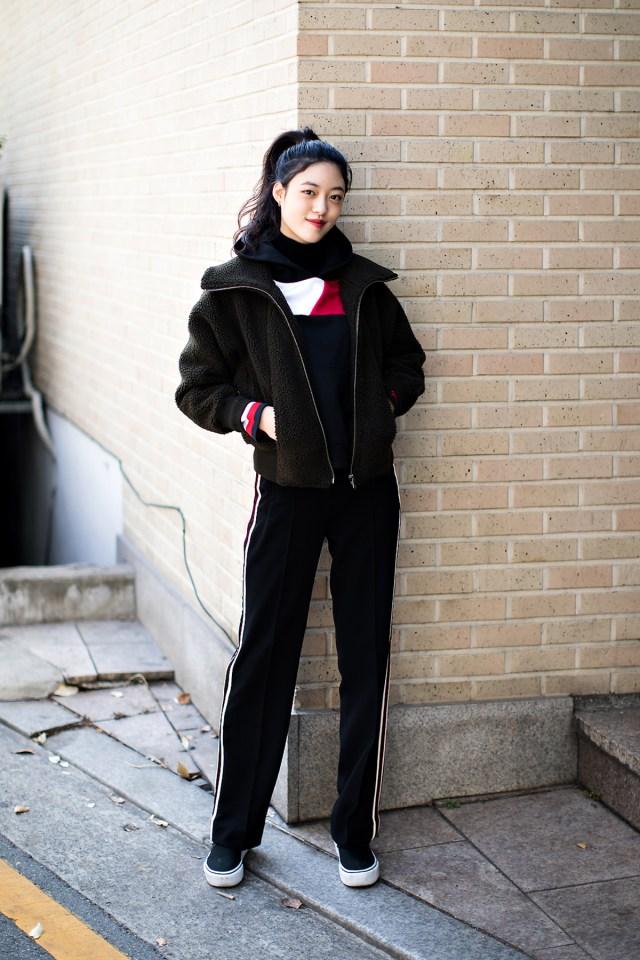 Women fall street style last week of october 2018 inseoul 11
