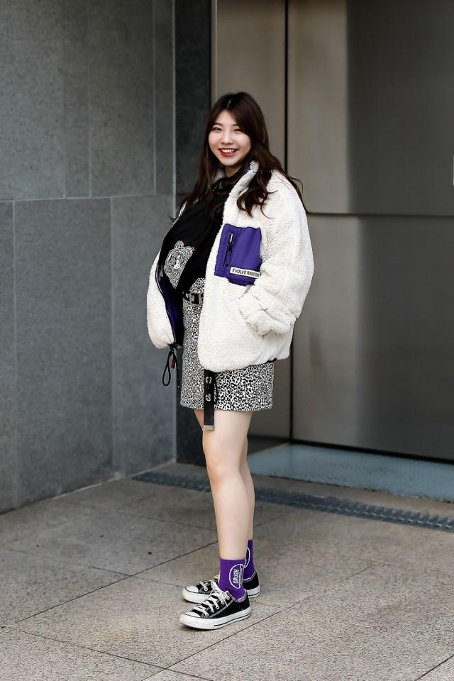 Women fall street style last week of october 2018 inseoul 3