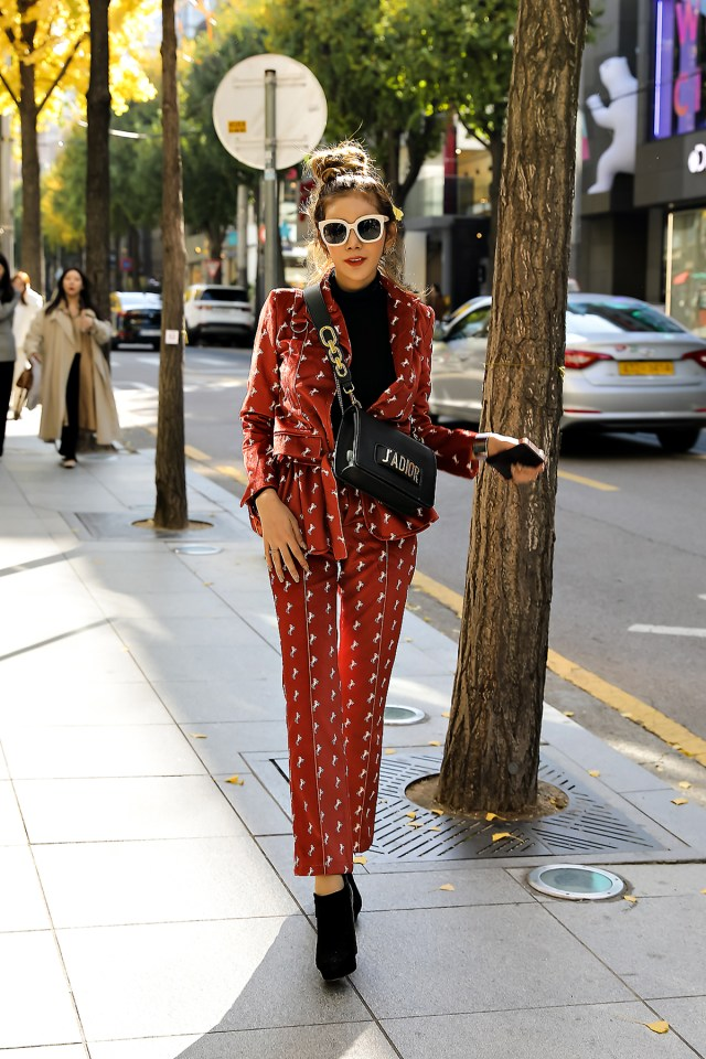 Women fall street style last week of october 2018 inseoul 8