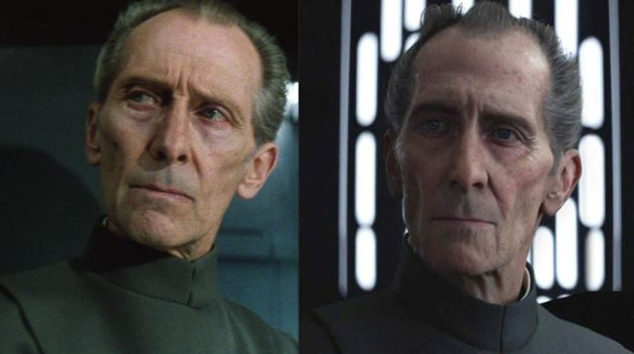 Peter Cushing-Resurrected after 22 years