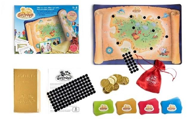 Treasure Hunt Game Uk Top Pick For Indoor Outdoor Kids