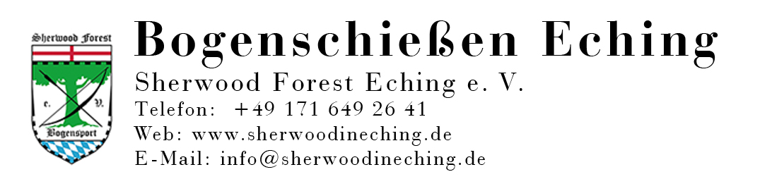 Sherwood Forest Eching