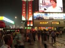 Ulica Wangfujing w Pekinie