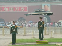 Plac Niebiańskiego Spokoju - Tiananmen