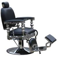 Scaun frizerie / barber chair SORRENTO negru