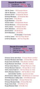 programme open alpes natation 2