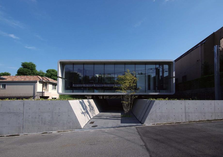 森村政悦建築設計事務所「佐竹台の家」