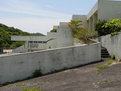 島田島小学校 側面