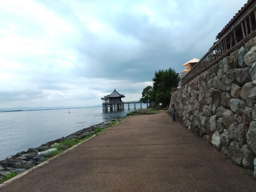 琵琶湖遊歩道