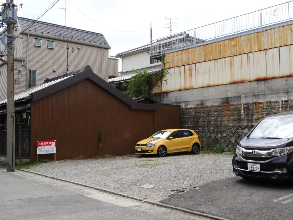 名古屋市桜本町敷地