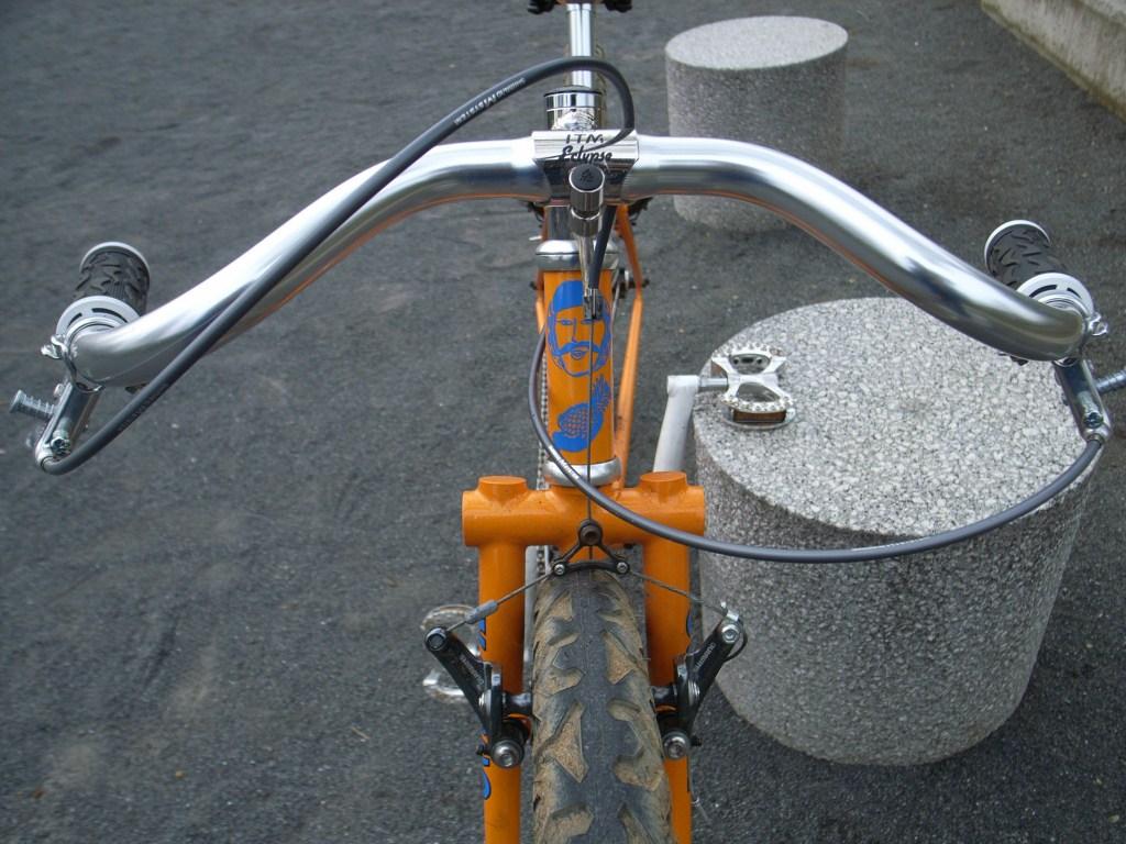 cicli KATSUO 自転車 前