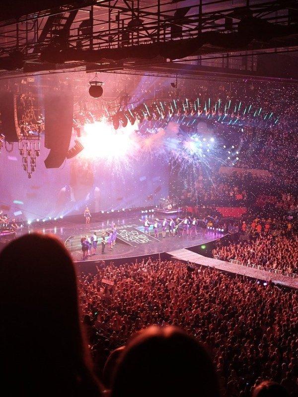 concerts, audience, spectators