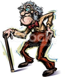 stock-illustration-18397521-cranky-old-man-with-walking-cane