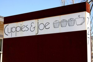 Cuppies and Joe