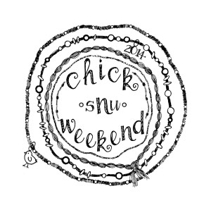 chickweekend logo