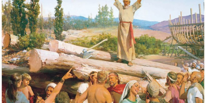 In review: Noah