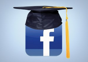Do facebook and school mix? Photo used under Creative Commons License