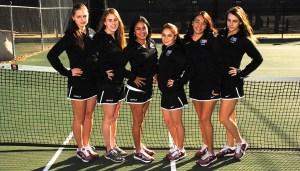 2014 SNU Tennis Team snuathletics.com