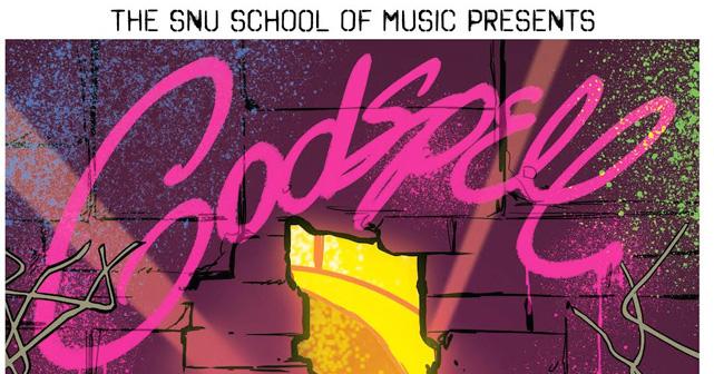 SNU Music Presents Godspell This Week