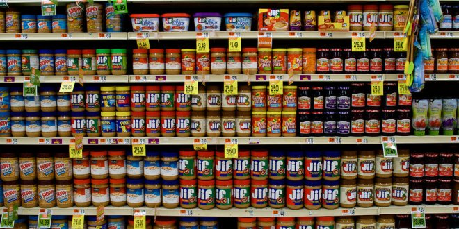 Caffeinated Peanut Butter: The New Phenomenon
