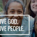 Love God. Love People.