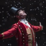 Hugh Jackman as P.T. Barnum