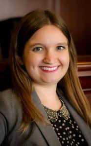Grace Williams, Guest Speaker