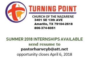 Turning Point Church of The Nazarene