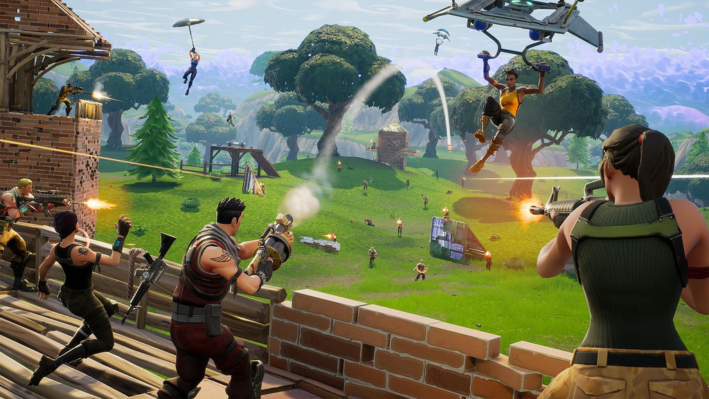 As Fortnite Season 4 Nears, Update Brings Emergency Broadcast Teaser