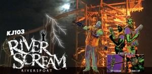 The logo for Riverscream