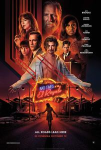 "Official Poster for ""Bad Times at the El Royale"""