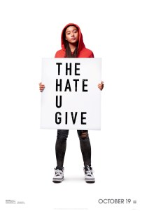 Poster for The Hate U Give