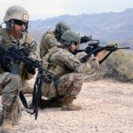 Special Operations soldiers.