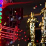 The Oscar statues