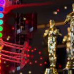 The Oscar statues