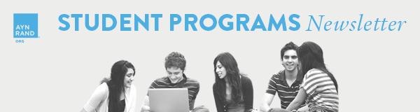 ARI's Student Programs Newsletter
