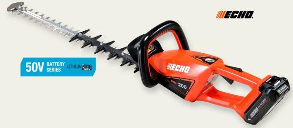 Echo DHC 200 batteriprodukt