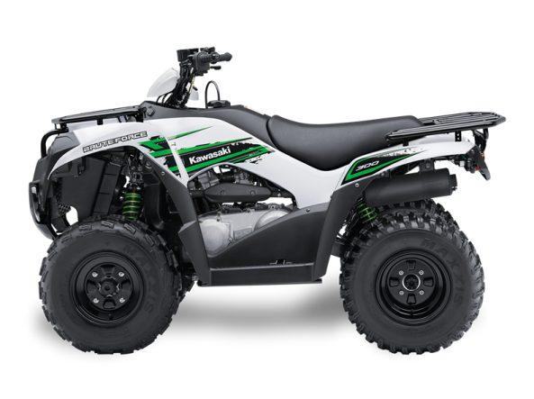 Kawasaki KVF300 fyrhjuling