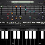 Big Muffなど熱狂的な支持の多いElectro-Harmonix(エレクトロ・ハーモニックス)のシンセサイザーアプリ「Mini Synthesizer」