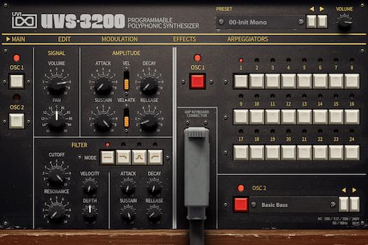 UV I- UVS-3200