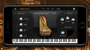 UVI - Ravenscroft 275 Piano iPhone
