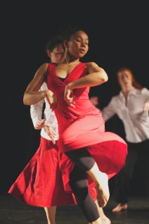 Esther Alleyne in The Motion Ensemble (2013)