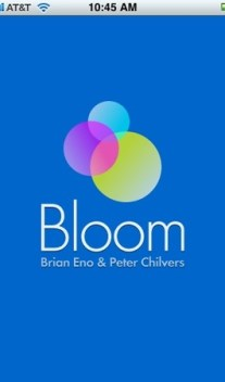 iPhone Screen with Eno/Chilver's Bloom