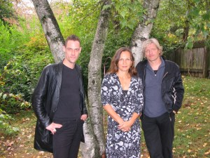 Qntal's Fil, Sigrid Hausen, Michael Popp @ Echoes