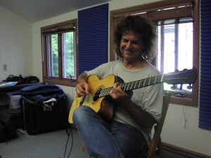 Pat Metheny on Echoes