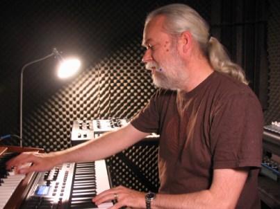 Ian Boddy on Echoes
